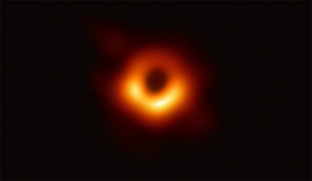 人类拍摄的首张黑洞照片版权归视觉中国了?官方回应