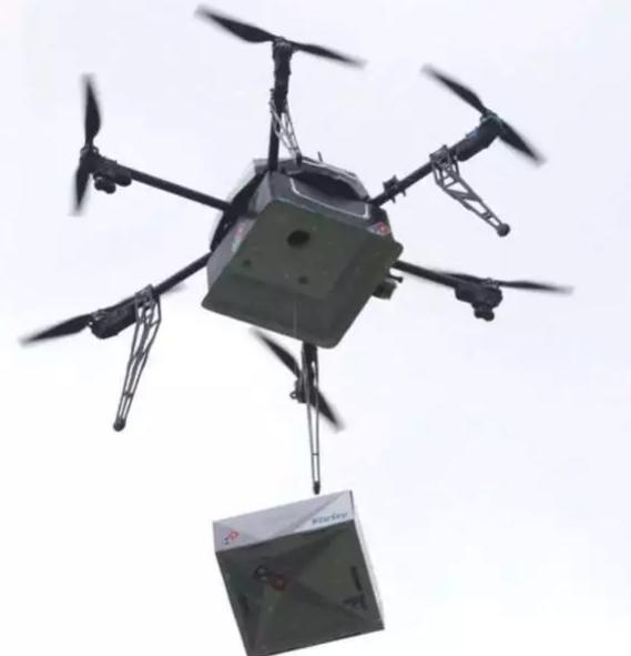 无人机技术专利