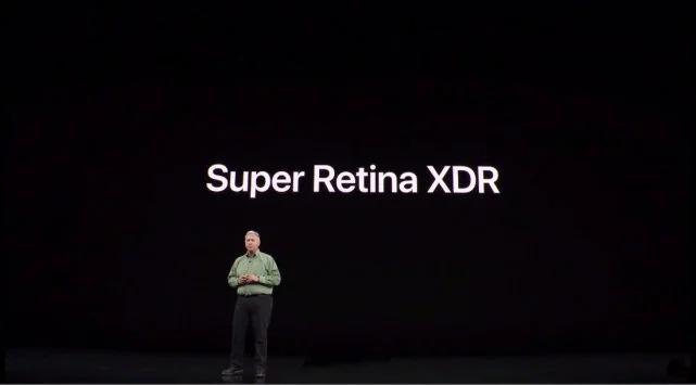 苹果注册超级视网膜屏商标
